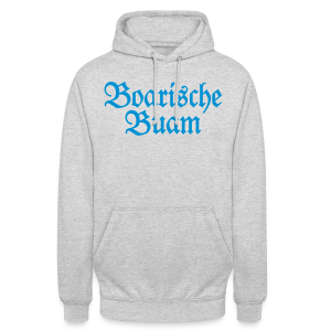 Boarische Buam Bayern S-5XL T-Shirt - Unisex Hoodie