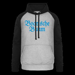 Boarische Buam Bayern S-5XL T-Shirt - Unisex Baseball Hoodie