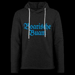 Boarische Buam Bayern S-5XL T-Shirt - Leichtes Kapuzensweatshirt Unisex