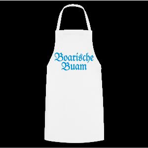 Boarische Buam Bayern S-5XL T-Shirt - Kochschürze