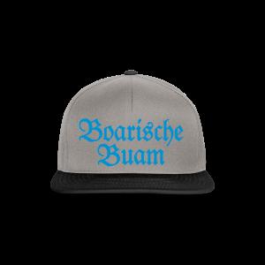 Boarische Buam Bayern S-5XL T-Shirt - Snapback Cap