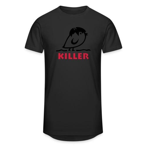 Tweetlercools KILLER Küken - Männer Urban Longshirt