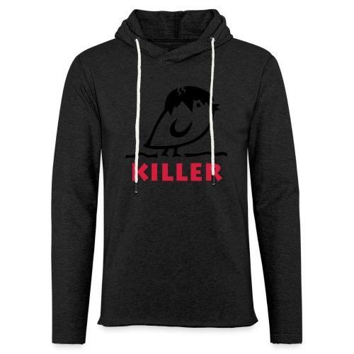 Tweetlercools KILLER Küken - Leichtes Kapuzensweatshirt Unisex