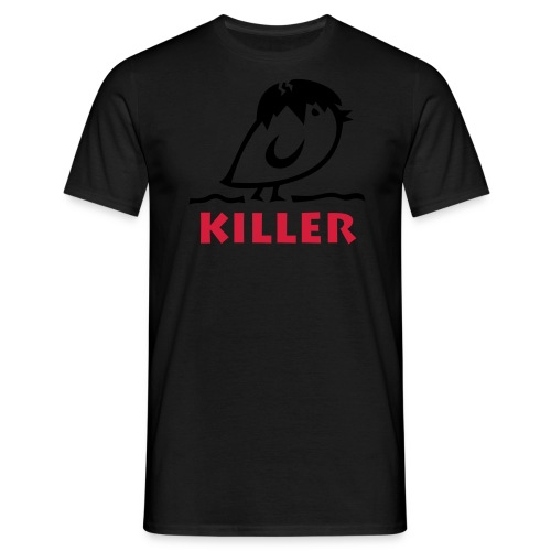 Tweetlercools KILLER Küken - Männer T-Shirt