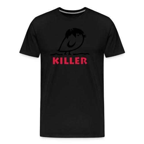 Tweetlercools KILLER Küken - Männer Premium T-Shirt