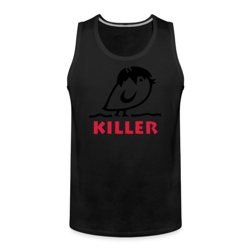Tweetlercools KILLER Küken - Männer Premium Tank Top