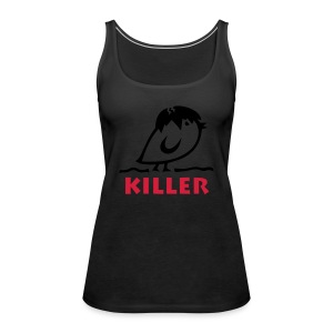 Tweetlercools KILLER Küken - Frauen Premium Tank Top
