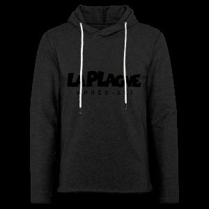 La Plagne Après-Ski Gold S-5XL T-Shirt - Leichtes Kapuzensweatshirt Unisex