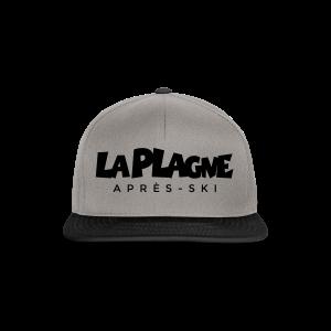 La Plagne Après-Ski Gold S-5XL T-Shirt - Snapback Cap