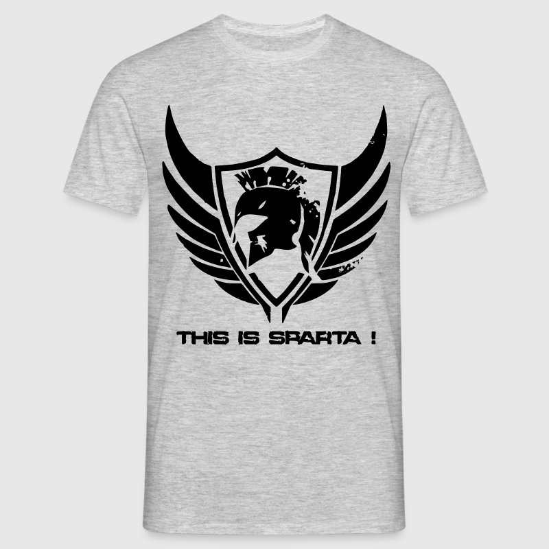 Tee shirt homme This is sparta ! - T-shirt Homme