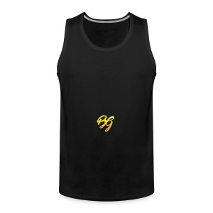 Bananalicious - Men's Premium Tank Top