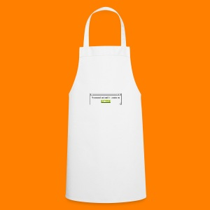 Submit to continue - men's tee - Cooking Apron