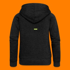 Submit to continue - men's tee - Women's Premium Hooded Jacket