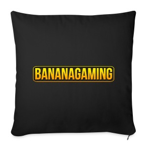 Banana Mug Extended - Sofa pillow cover 44 x 44 cm