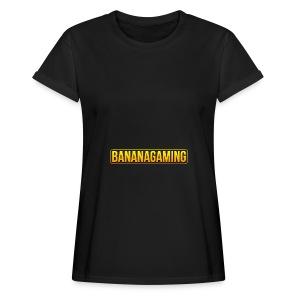 Banana Mug Extended - Women's Oversize T-Shirt