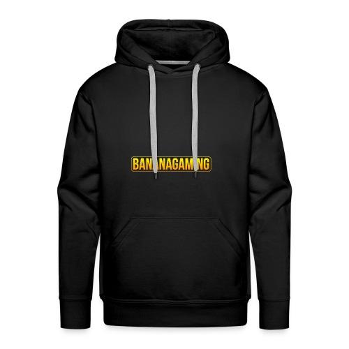 Banana Mug Extended - Men's Premium Hoodie