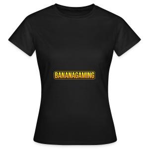 Banana Mug Extended - Women's T-Shirt