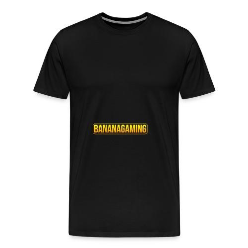 Banana Mug Extended - Men's Premium T-Shirt