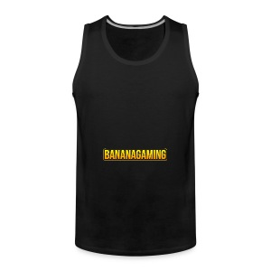 Banana Mug Extended - Men's Premium Tank Top