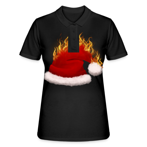 Brændende Nissehue - Women's Polo Shirt