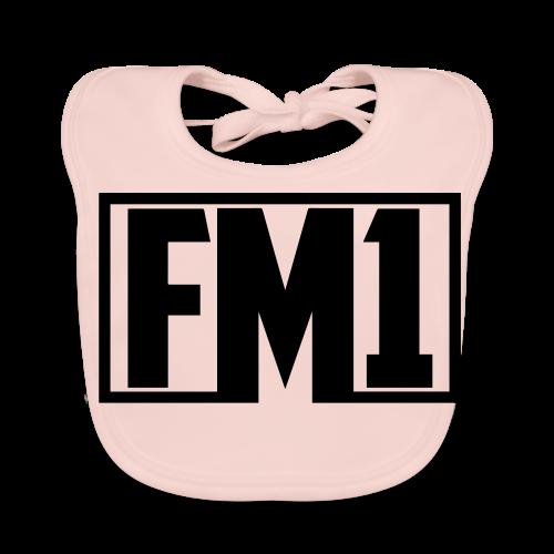 FM1 Hoodie (unisex) - Baby økologisk hagesmæk