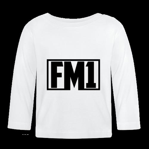 FM1 Hoodie (unisex) - Langærmet babyshirt