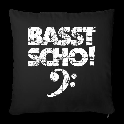 BASST SCHO! Vintage Weiß (Notenschlüssel)