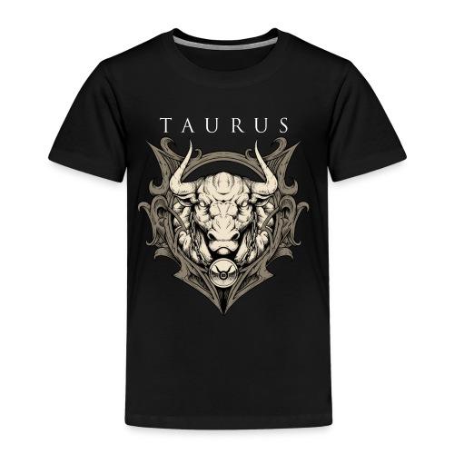 Stier Geburtstags Geschenk - RAHMENLOS Shirt Design - Kinder Premium T-Shirt