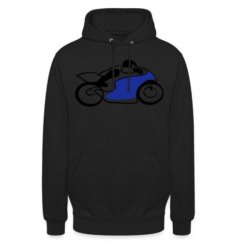 Race Speed Biker Motorrad Tribal - Unisex Hoodie