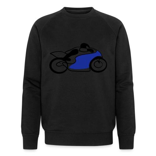 Race Speed Biker Motorrad Tribal - Männer Bio-Sweatshirt von Stanley & Stella