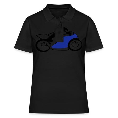 Race Speed Biker Motorrad Tribal - Frauen Polo Shirt