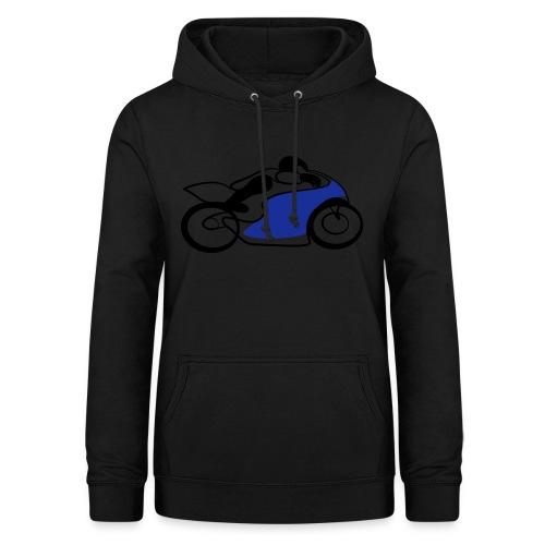 Race Speed Biker Motorrad Tribal - Frauen Hoodie