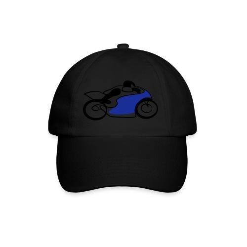 Race Speed Biker Motorrad Tribal - Baseballkappe