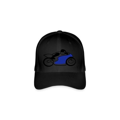 Race Speed Biker Motorrad Tribal - Flexfit Baseballkappe