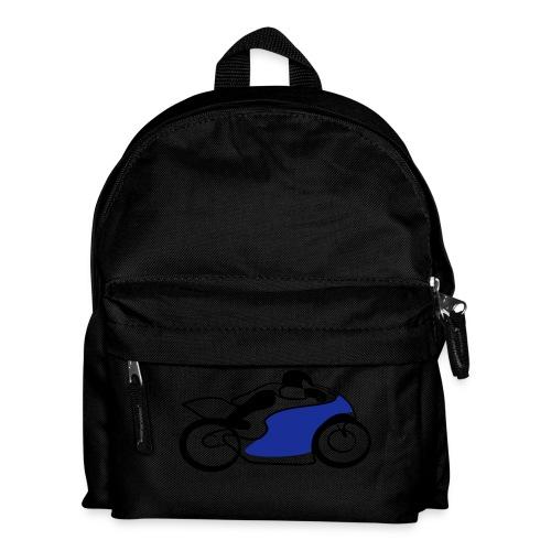 Race Speed Biker Motorrad Tribal - Kinder Rucksack