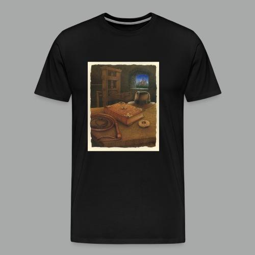 Abenteuer in Mainz - Männer Premium T-Shirt