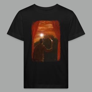Abenteuer in Marburg, Grunge - Kinder Bio-T-Shirt