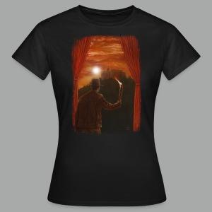 Abenteuer in Marburg, Grunge - Frauen T-Shirt