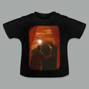 Abenteuer in Marburg, Grunge - Baby T-Shirt