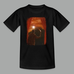 Abenteuer in Marburg, Grunge - Kinder T-Shirt