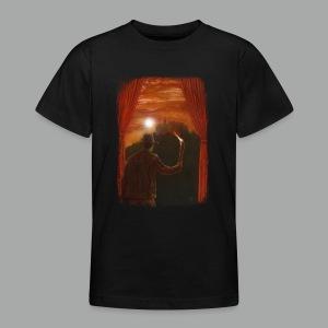 Abenteuer in Marburg, Grunge - Teenager T-Shirt