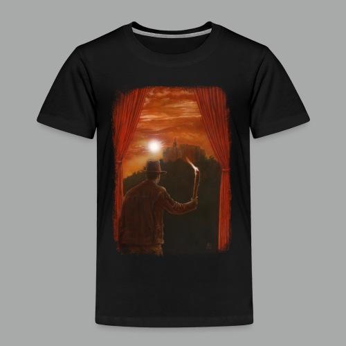 Abenteuer in Marburg, Grunge - Kinder Premium T-Shirt