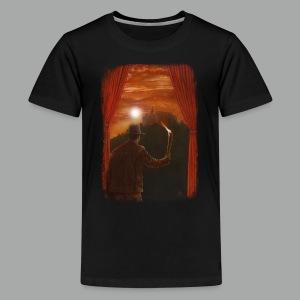 Abenteuer in Marburg, Grunge - Teenager Premium T-Shirt