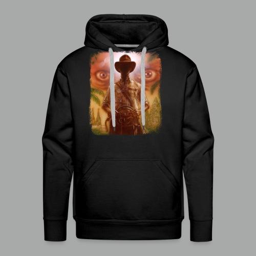 Revenge of Kali, Grunge - Männer Premium Hoodie