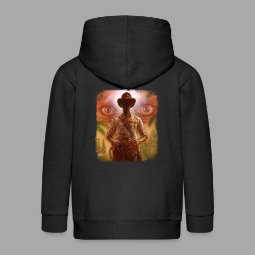 Revenge of Kali, Grunge - Kinder Premium Kapuzenjacke