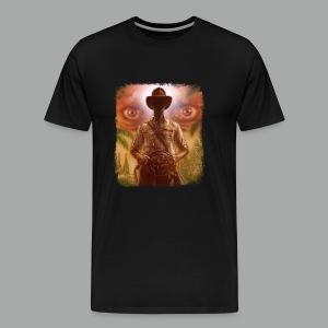 Revenge of Kali, Grunge - Männer Premium T-Shirt
