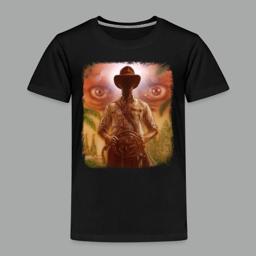 Revenge of Kali, Grunge - Kinder Premium T-Shirt