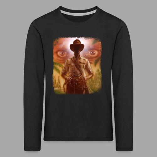 Revenge of Kali, Grunge - Kinder Premium Langarmshirt