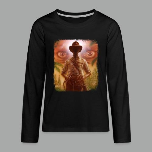 Revenge of Kali, Grunge - Teenager Premium Langarmshirt