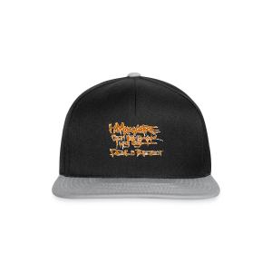 mywar reject - Snapback Cap